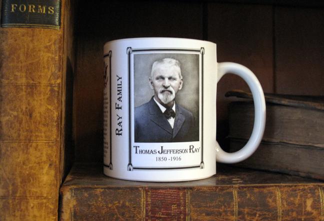 Family History Mug