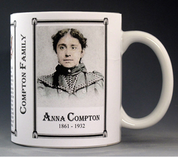 Celebrate your family with a custom Family History Mug