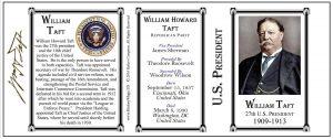 27-William Taft- Tri-Panel-SEAL
