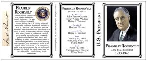 32-Roosevelt, Franklin- Tri-Panel-SEAL