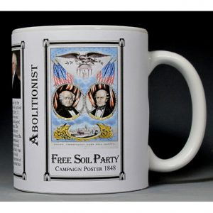 The Free Soil Party, Abolitionist mug