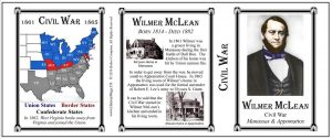 McLean, Wilmer –Tri-Panel-COLOR