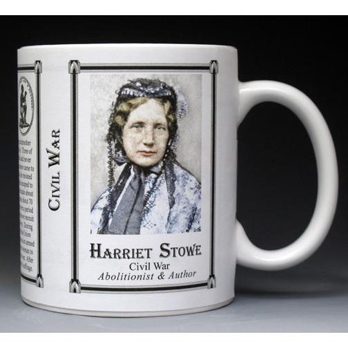 the role of harriet beecher stowe in the american civil war To learn more about harriet beecher stowe and uncle tom's cabin, review the accompanying lesson called uncle tom's cabin and the american civil war this lesson covers the following objectives.