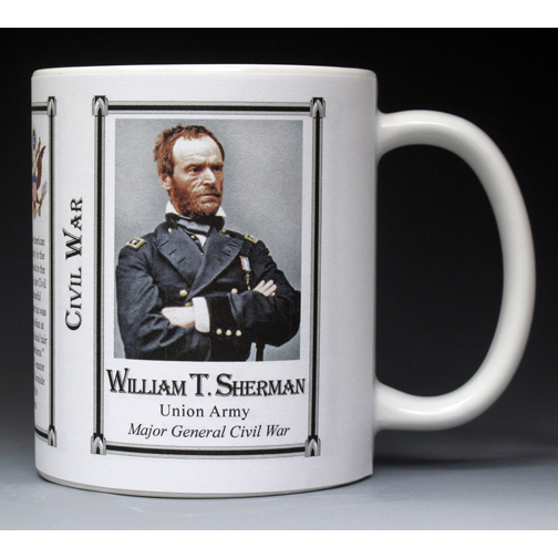 a biography of william tecumseh sherman an american war general A major new biography of the civil war general and american president william tecumseh sherman a gripping biography with an excellent performance easily my.
