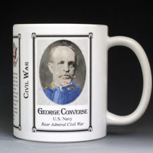 George Converse, Civil War mug
