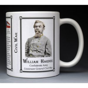 William Hardee mug