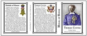 Custer,Thomas WARD -Tri Panel
