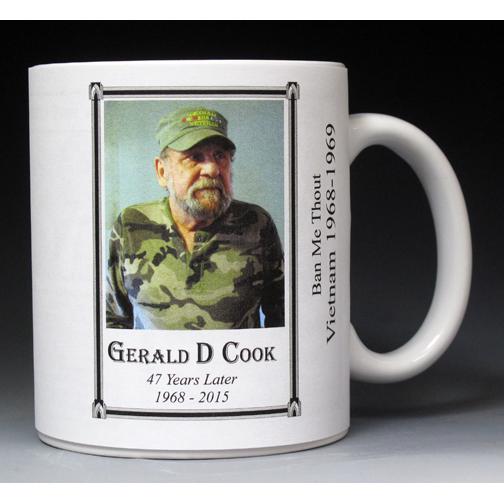 Custom Family History mug