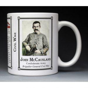 John McCausland mug