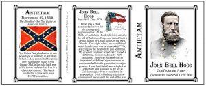 Hood, John – Tri Panel-Antietam