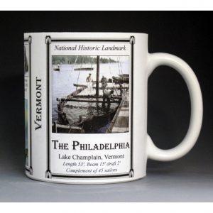 The Philadelphia mug