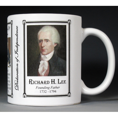 richard henry lee history essay A brief biographical profile of american revolution figure richard henry lee, written by alpha history authors.