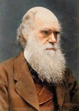 Charles Darwin image.