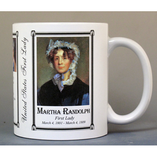 Martha Jefferson Randolph First Lady