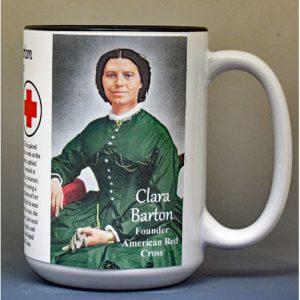 Barton, Clara – Civil War