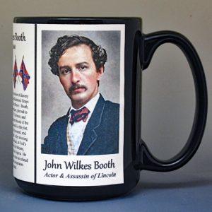 Booth, John Wilkes – Civil War