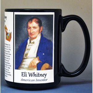 Whitney, Eli – Civil War