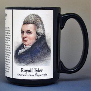 Tyler, Royall – Vermont