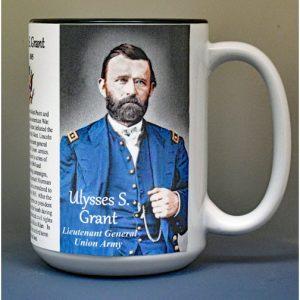 Grant, Ulysses S., – Civil War