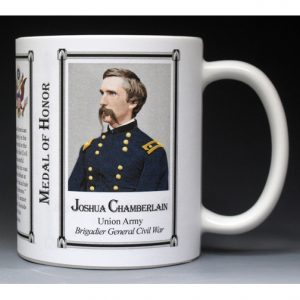 Joshua Chamberlain, Medal of Honor mug