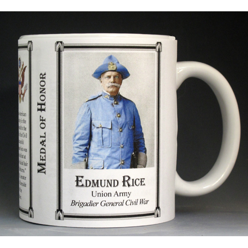 Edmund Rice Medal of Honor mug