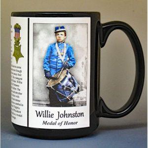 Johnston, Willie – Civil War