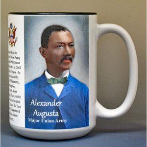 Augusta, Alexander – Civil War