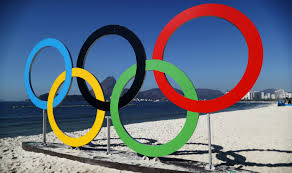 Olympics category title