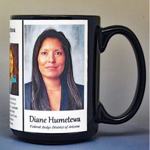 Diane Humetewa, federal judge biographical history mug.
