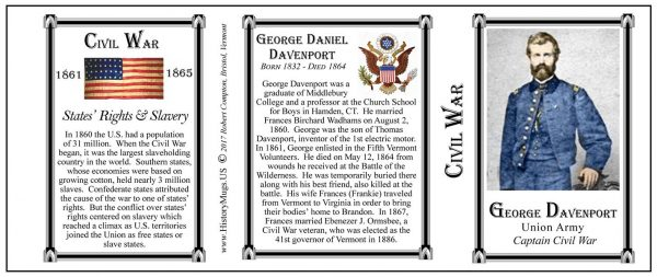 Davenport, George CW-Tri Panel
