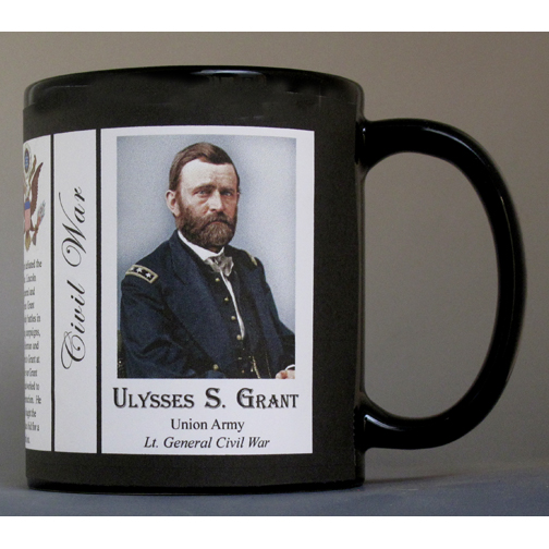 Grant Ulysses S Civil War Historymugs Us
