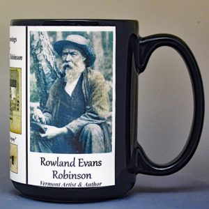 Robinson, Rowland Evans – Author & Artist