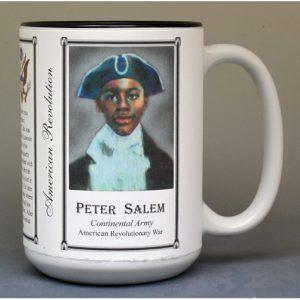 Salem, Peter – Revolutionary War