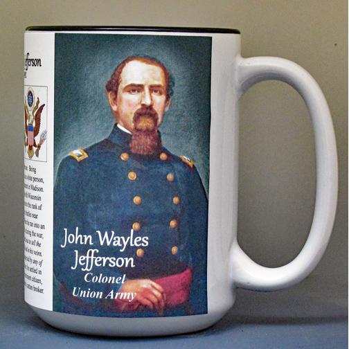 John Wayles Jefferson biographical history mug.